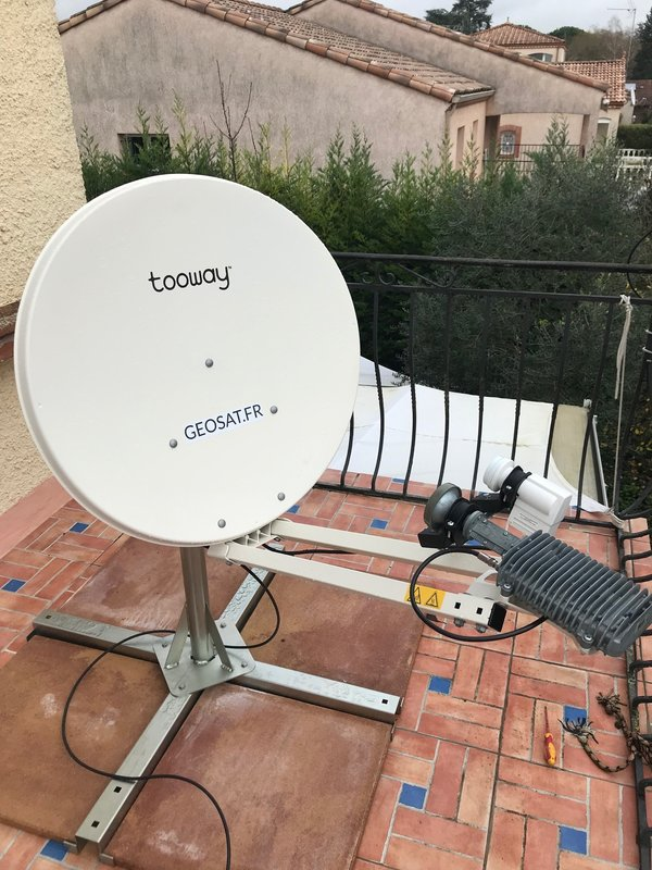 Solution Internet Satellite Tooway Kasat Konnect Europasat et Nordnet