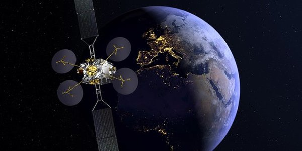 Le Satellite KONNECT via Eutelsat disponible pour le TARN