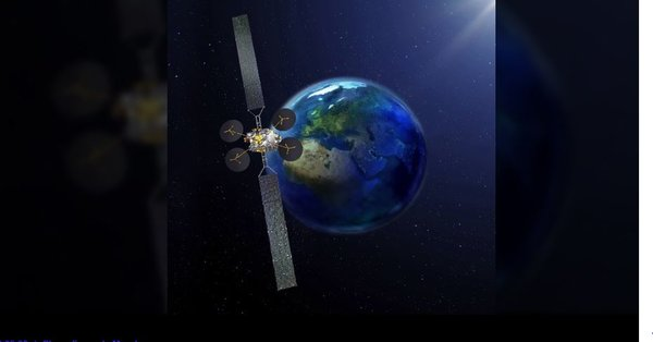 Internet par Satellite Konnect via Eutelsat